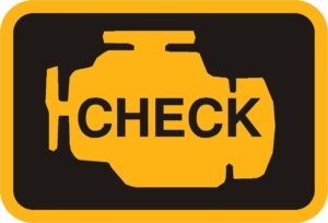 Check Engine Light and Transmission Service