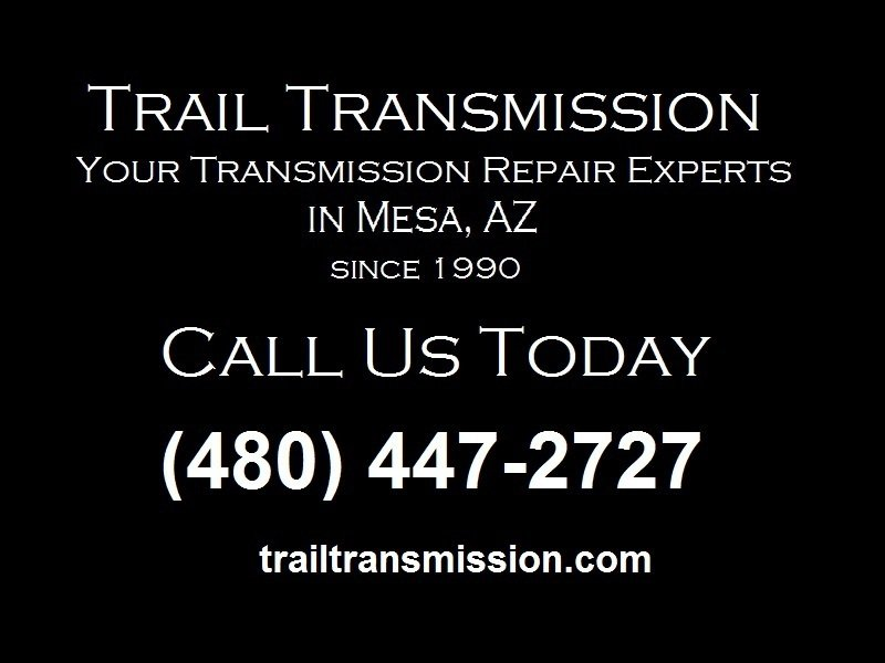 Get Professional Automatic Transmission Repair In Mesa Now